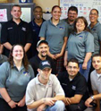 CT Basement Systems team
