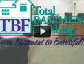basement finishing video in CT